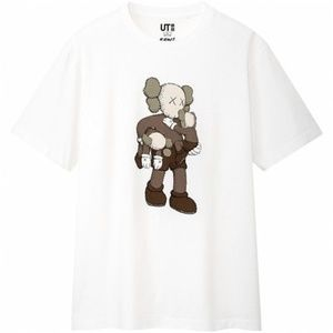 Kaws x UNIQLO Summer 2019 Collection T-shirt